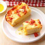 Tomato & Brie Focaccia