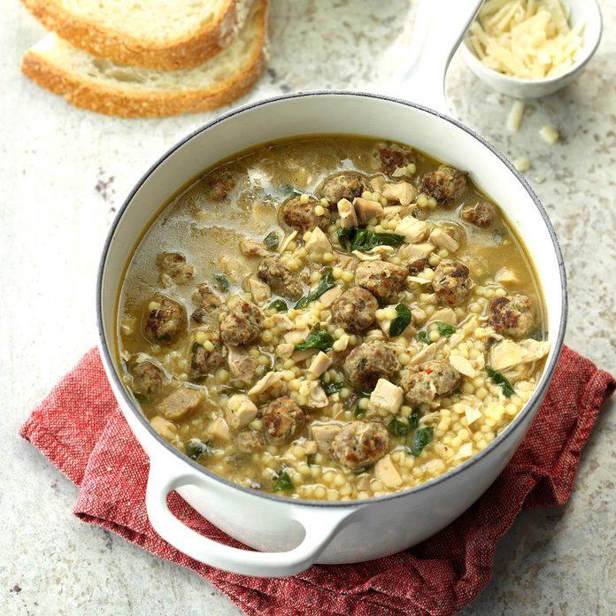 Traditional Italian Wedding Soup Exps Ssbz18 115360 C03 09 2b 2