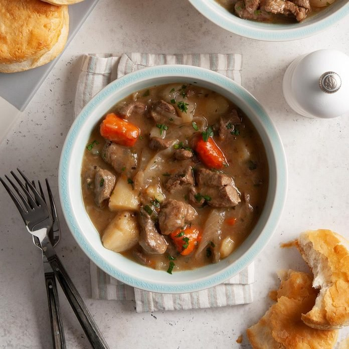 Traditional Lamb Stew