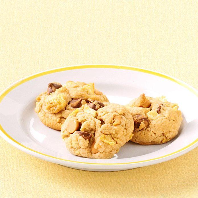 Triple Chip Cookies