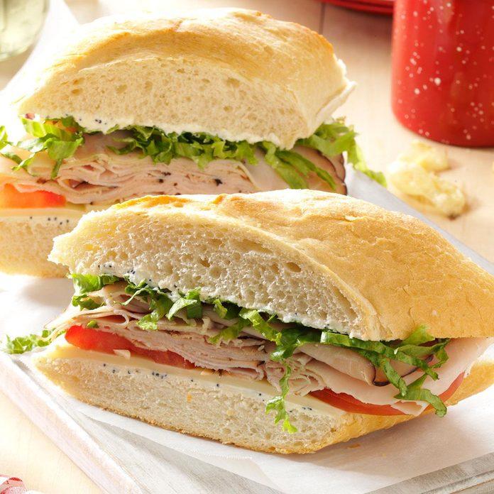 Inspired by: Boston Market's Rotisserie Turkey Breast Sandwich