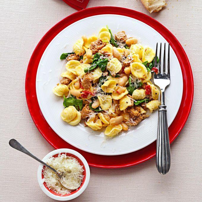 Turkey Sausage Spinach Orecchiette Exps132804 Th2379800b04 26 8bc Rms 8