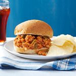 Turkey Sloppy Joes for a Crowd