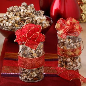 Ultimate Caramel Chocolate Popcorn