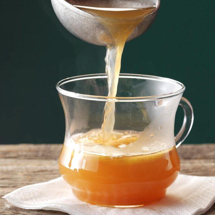 Vanilla Citrus Cider