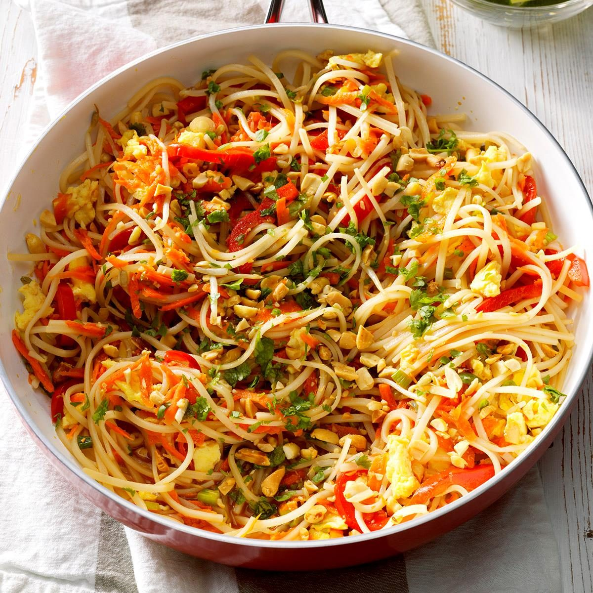 Monday: Vegetarian Pad Thai