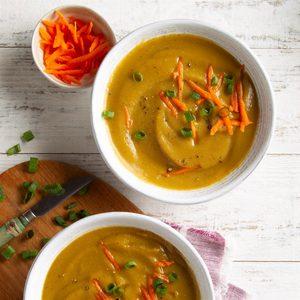 Vegetarian Split Pea Soup
