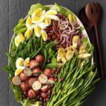 Veggie Nicoise Salad
