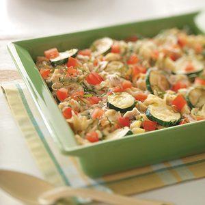 Veggie-Tuna Noodle Casserole