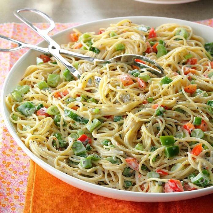 Vermicelli Pasta Salad