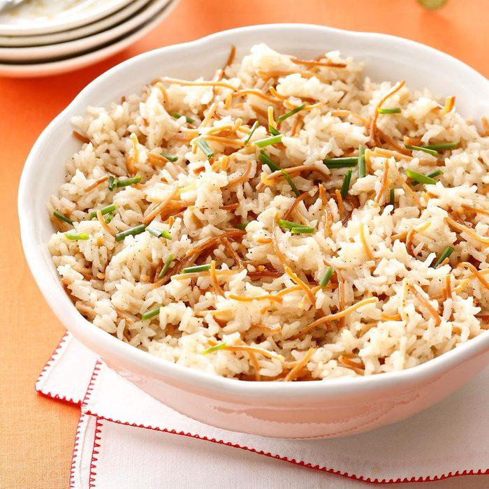 Vermicelli Rice Pilaf