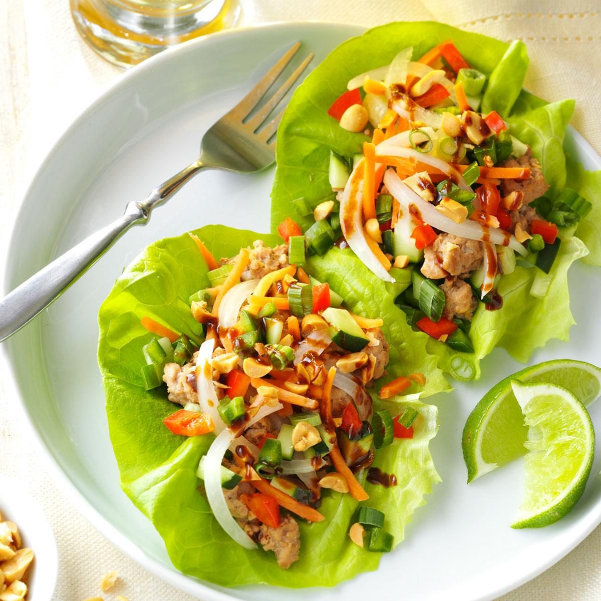 Wednesday: Vietnamese Pork Lettuce Wraps