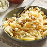 Warm Cabbage, Fennel and Pear Salad