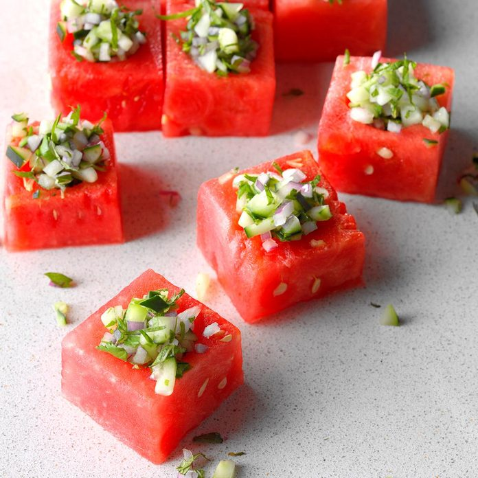 Watermelon Cups