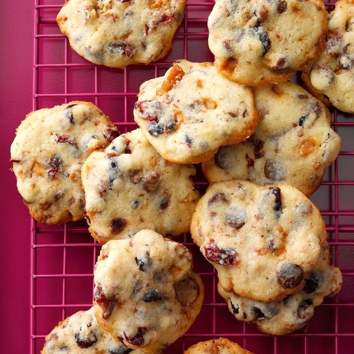 Winning Cranberry Chip Cookies