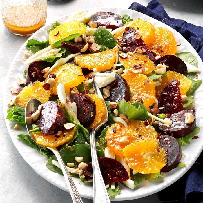 Winter Beet Salad