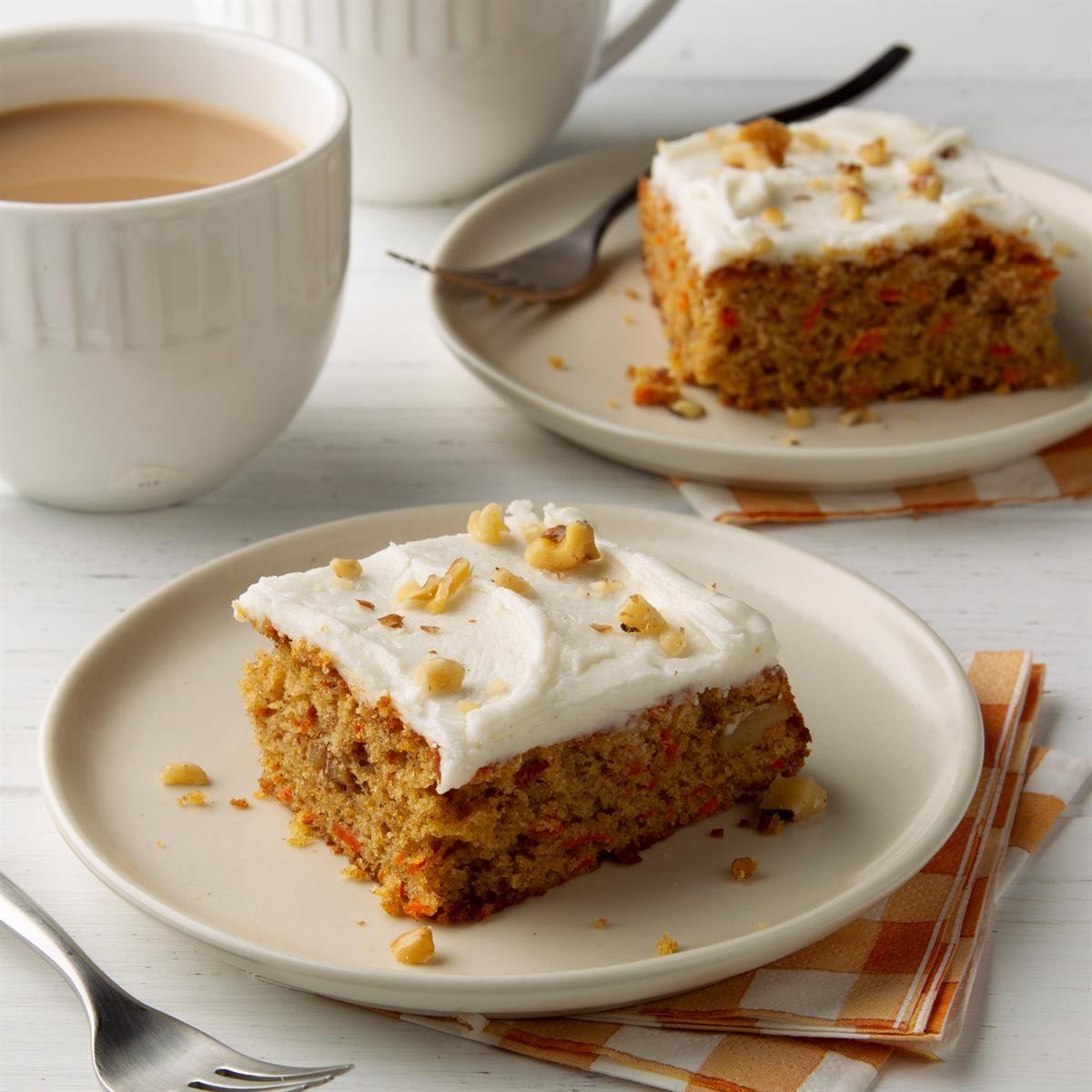 Wonderful Carrot Cake