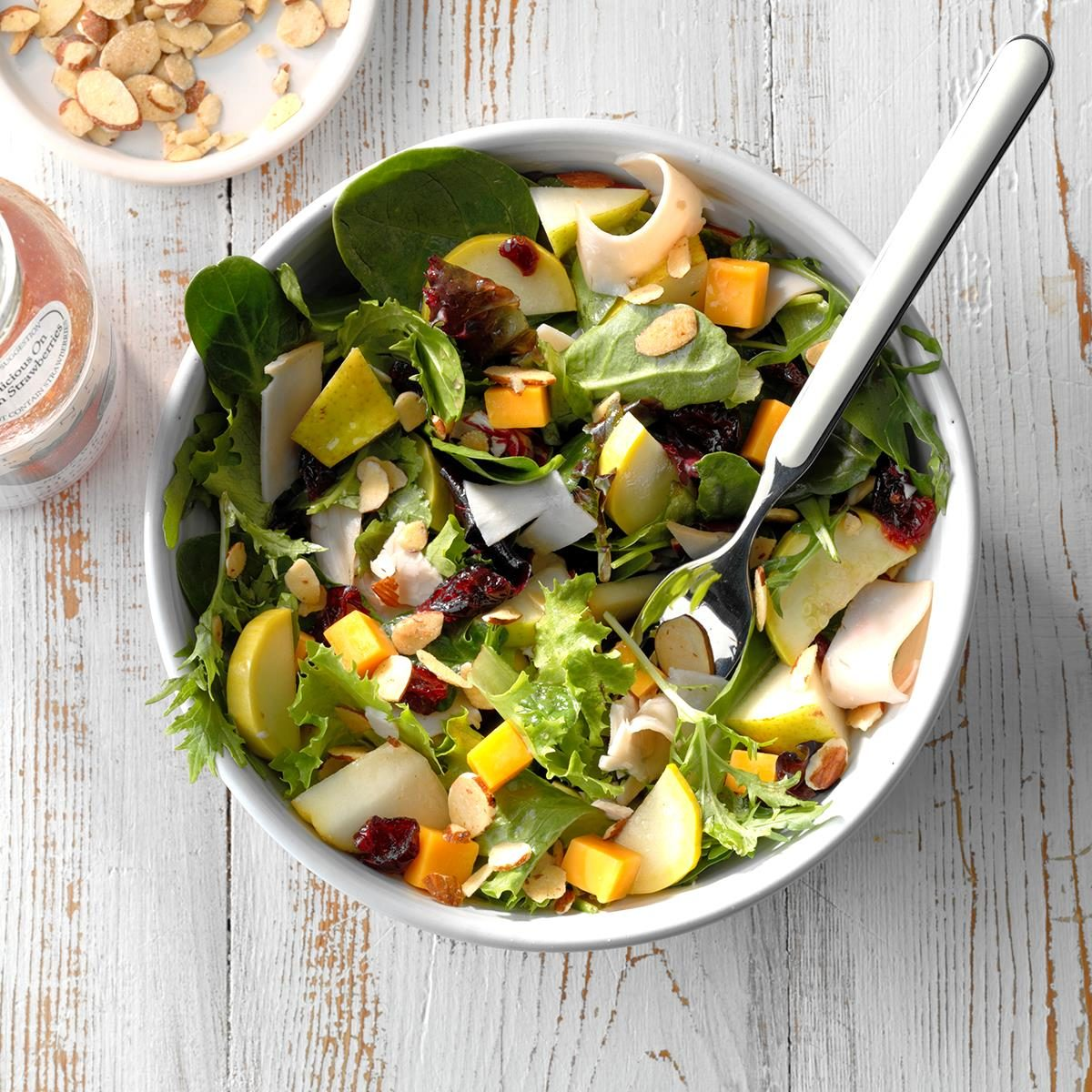 Thursday: Yellow Squash Turkey Salad