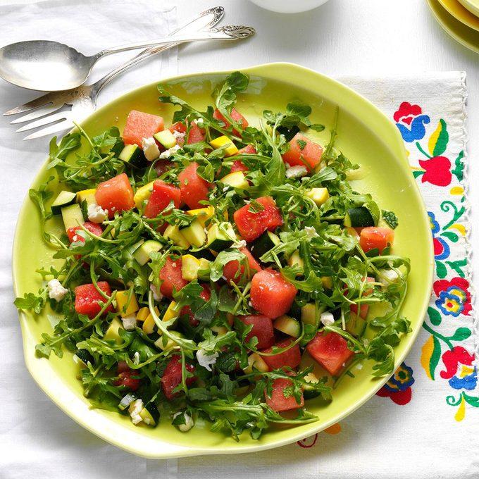 Yellow Squash Watermelon Salad Exps147256 Th143192b02 05 3bc Rms 5