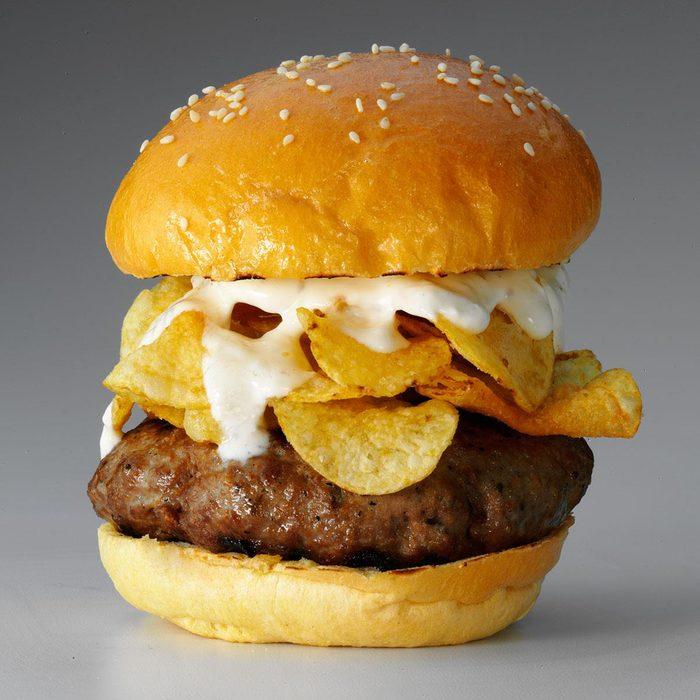 Yo Potato Burgers