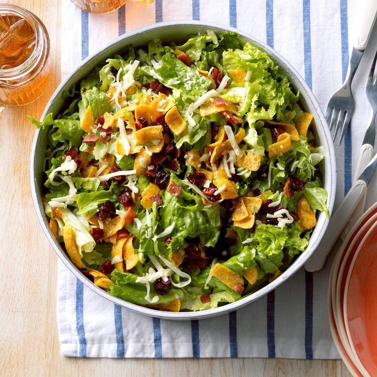 Mississippi: Yummy Corn Chip Salad