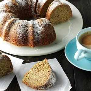 Yummy Zucchini Coffee Cake