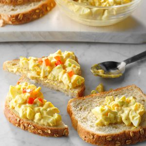 Zippy Egg Salad