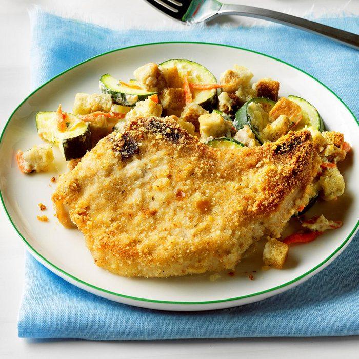 Zucchini Pork Chop Supper Exps 13x9bz20 2364 E10 02 6b 4