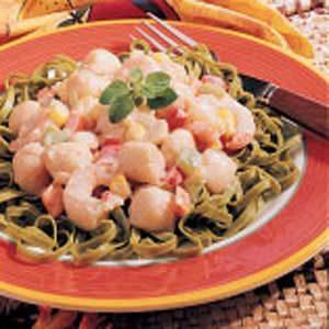 Special Seafood Skillet
