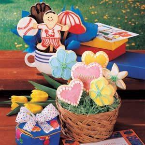 Lollipop Cookie Bouquets
