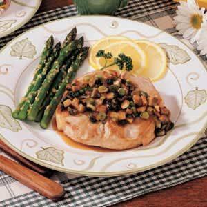 Asparagus with Sesame