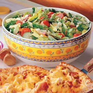 Onion Vinaigrette Salad