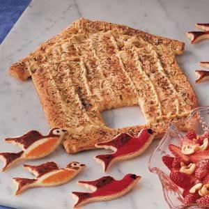 Birdhouse Bread