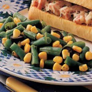 Confetti Green Beans