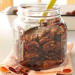 Spicy Pecans N Cranberries