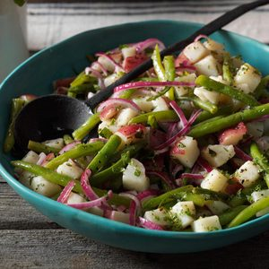 Green Bean and Potato Salad