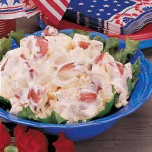 Grandma's Creamy Potato Salad
