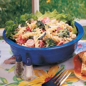 Vegetable Garden Pasta Salad