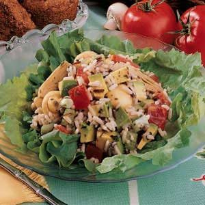 Special Wild Rice Salad