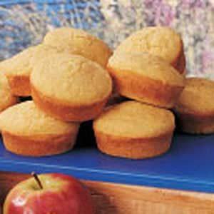 Low-Fat Corn Muffins