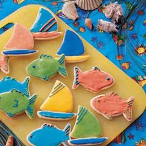 Smooth Sailing Sugar Cookies
