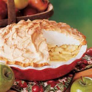 Apple Meringue Pie