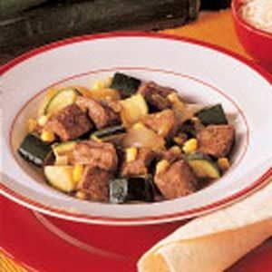 Zucchini con Carne