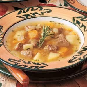 Autumn Pork Stew