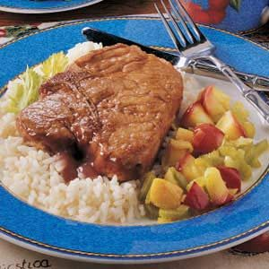 Skillet Pork Chops