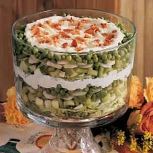 Make-Ahead Lettuce Salad