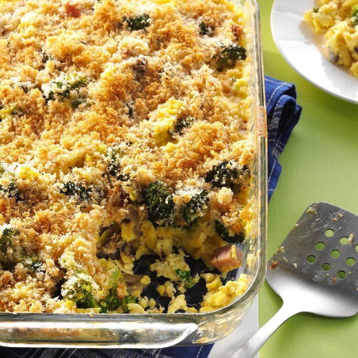 Broccoli Breakfast Casserole