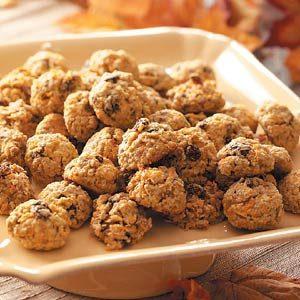Golden Harvest Cookies