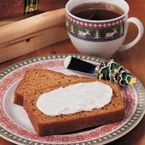 Gingerbread Loaf
