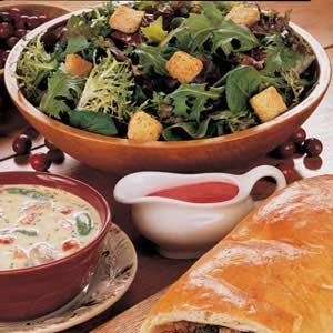 Cranberry Salad Dressing
